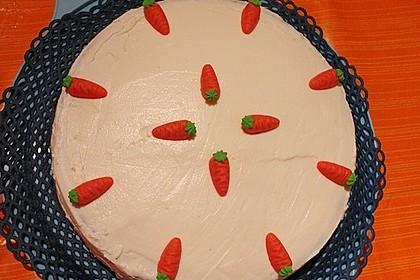 Karottenkuchen, Rüblikuchen oder Möhrenkuchen 262