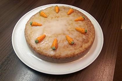 Karottenkuchen, Rüblikuchen oder Möhrenkuchen 70