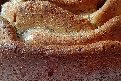 Karottenkuchen, Rüblikuchen oder Möhrenkuchen 291