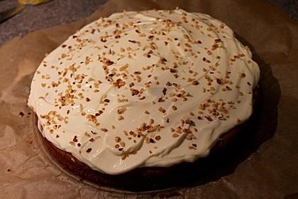 Karottenkuchen, Rüblikuchen oder Möhrenkuchen 213
