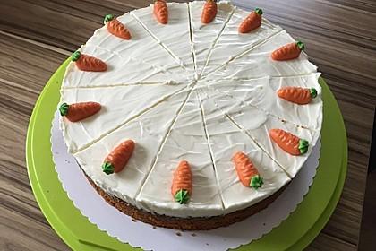 Karottenkuchen, Rüblikuchen oder Möhrenkuchen 101