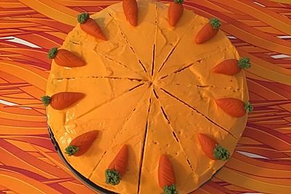 Karottenkuchen, Rüblikuchen oder Möhrenkuchen 95