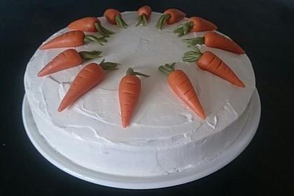 Karottenkuchen, Rüblikuchen oder Möhrenkuchen 90