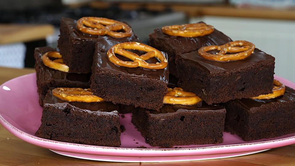 brownies rezept mit bild von chefkoch video. Black Bedroom Furniture Sets. Home Design Ideas