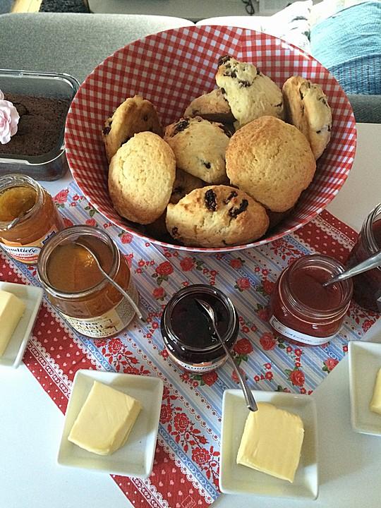 Scones zum Tee von Chefkoch-Video   Chefkoch.de