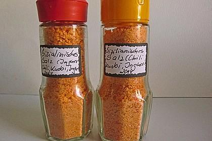 Sizilianisches Salz 2