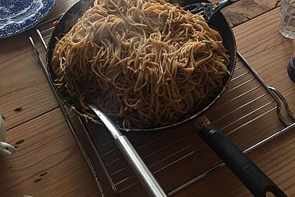 Spaghetti aglio, olio e peperoncino 22