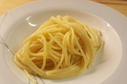 Spaghetti Cacio & Pepe 4
