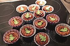 Lebkuchen-Brownie