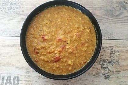 Dhal Curry aus Sri Lanka 4