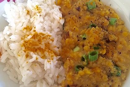 Dhal Curry aus Sri Lanka 2