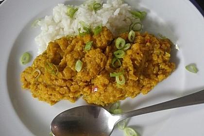 Dhal Curry aus Sri Lanka 1
