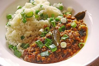 Dhal Curry aus Sri Lanka
