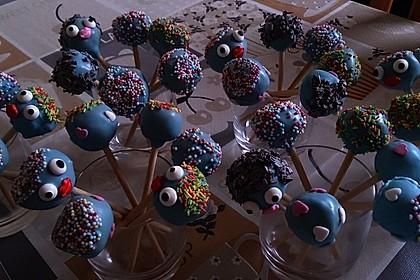 Schnelle Cake-Pops ohne Backen 2