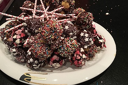 Schnelle Cake-Pops ohne Backen 6