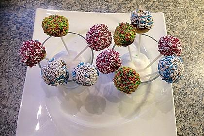 Schnelle Cake-Pops ohne Backen 5
