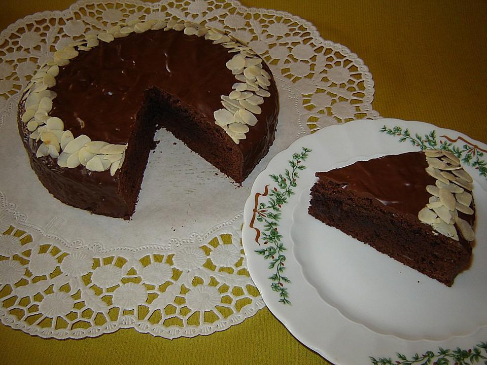 rotwein schokoladen kuchen mit rum von kris1991. Black Bedroom Furniture Sets. Home Design Ideas