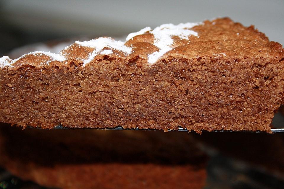 schneller schokoladen rum kuchen rezept mit bild. Black Bedroom Furniture Sets. Home Design Ideas