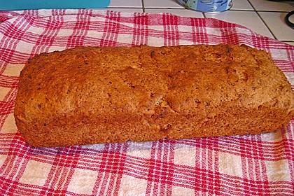 Glutenfreies Haselnuss-Brot