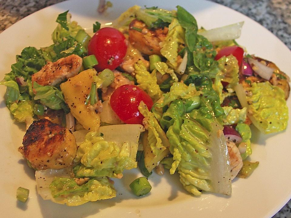 Karibischer Salat von McMoe | Chefkoch.de
