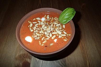 Tomaten-Mozzarella-Suppe 1