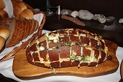 Käse-Zupfbrot 2