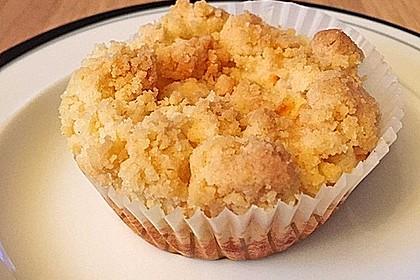 Käsekuchenmuffins mit Streuseln (Rezept mit Bild) | Chefkoch.de