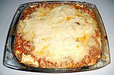 Meine schnelle, einfache Lasagne