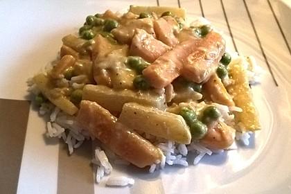 Curry-Gemüsepfanne