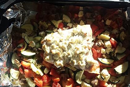 Low Carb Lachs mit Ofengemüse 117
