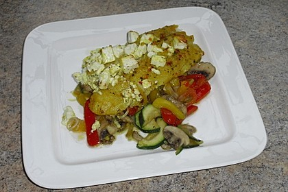 Low Carb Lachs mit Ofengemüse 131