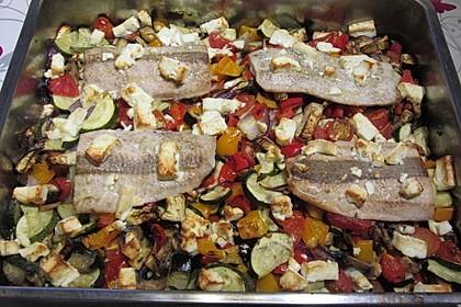 Low Carb Lachs mit Ofengemüse 112