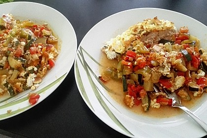 Low Carb Lachs mit Ofengemüse 54