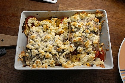 Low Carb Lachs mit Ofengemüse 130