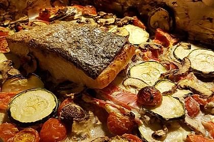 Low Carb Lachs mit Ofengemüse 33