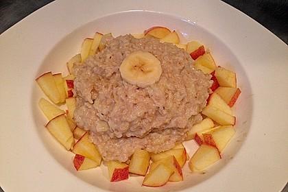 Bananen-Apfel-Zimt-Porridge 3