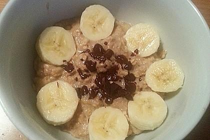 Bananen-Apfel-Zimt-Porridge 13