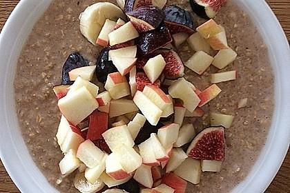 Bananen-Apfel-Zimt-Porridge 5
