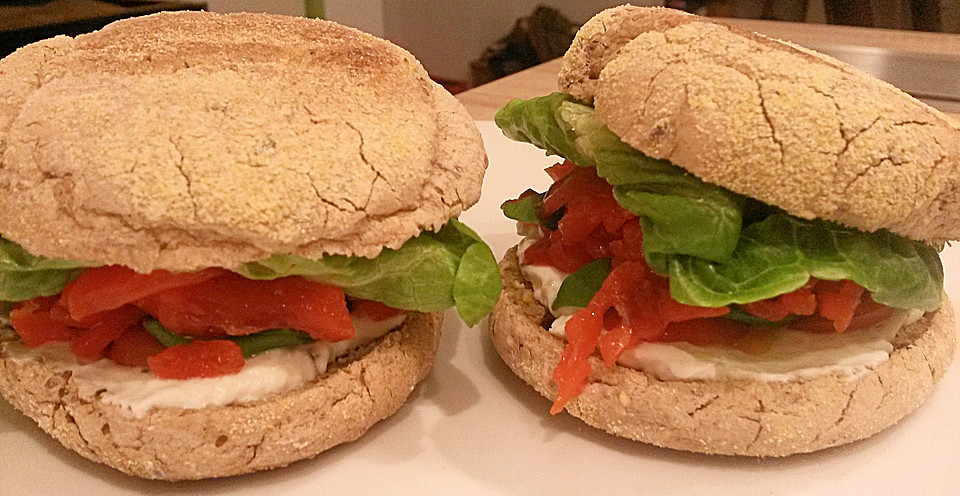 schnelles sandwich mit fisch rezept mit bild von mandymettigel. Black Bedroom Furniture Sets. Home Design Ideas