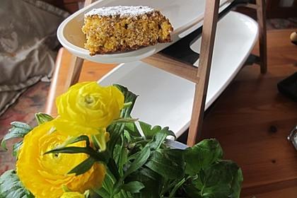 Dinkel-Möhren-Nuss-Kuchen 4