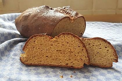 Low-Carb Brot mit Sonnenblumenkernen 78