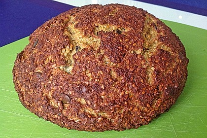 Low-Carb Brot mit Sonnenblumenkernen 23