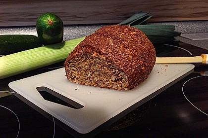 Low-Carb Brot mit Sonnenblumenkernen 46