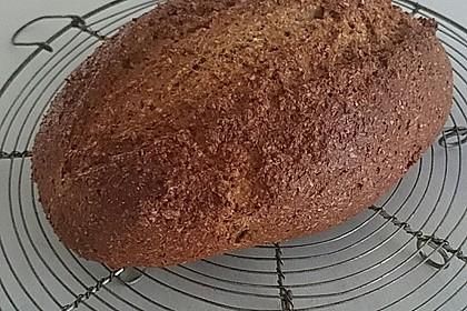 Low-Carb Brot mit Sonnenblumenkernen 55