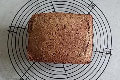 Low-Carb Brot mit Sonnenblumenkernen 61