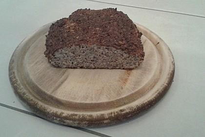 Low-Carb Brot mit Sonnenblumenkernen 85