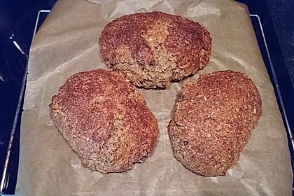Low-Carb Brot mit Sonnenblumenkernen 89