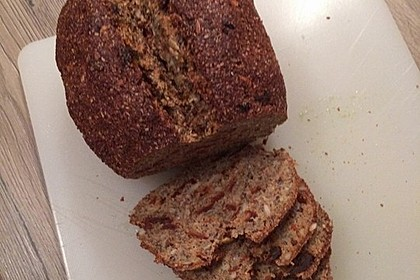 Low-Carb Brot mit Sonnenblumenkernen 88