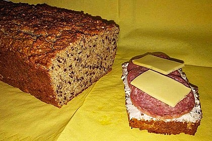 Kohlenhydratarmes Brot