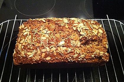 Kohlenhydratarmes Brot 1